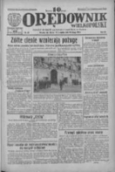 Orędownik Wielkopolski: ludowy dziennik narodowy i katolicki w Polsce 1933.02.16 R.63 Nr38