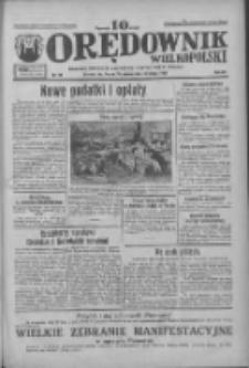 Orędownik Wielkopolski: ludowy dziennik narodowy i katolicki w Polsce 1933.02.18 R.63 Nr40