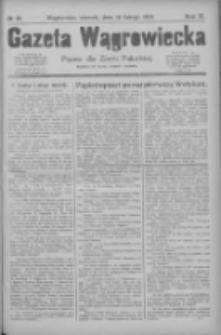 Gazeta Wągrowiecka: pismo dla ziemi pałuckiej 1929.02.14 R.9 Nr20
