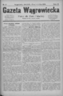 Gazeta Wągrowiecka: pismo dla ziemi pałuckiej 1929.03.03 R.9 Nr27