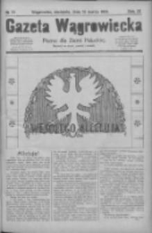 Gazeta Wągrowiecka: pismo dla ziemi pałuckiej 1929.03.31 R.9 Nr39