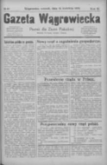 Gazeta Wągrowiecka: pismo dla ziemi pałuckiej 1929.04.16 R.9 Nr45