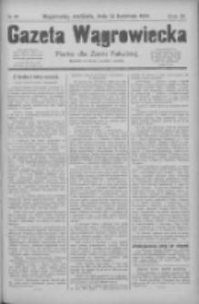 Gazeta Wągrowiecka: pismo dla ziemi pałuckiej 1929.04.21 R.9 Nr47