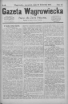 Gazeta Wągrowiecka: pismo dla ziemi pałuckiej 1929.04.25 R.9 Nr49
