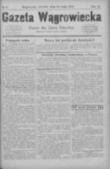 Gazeta Wągrowiecka: pismo dla ziemi pałuckiej 1929.05.14 R.9 Nr57