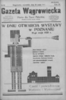 Gazeta Wągrowiecka: pismo dla ziemi pałuckiej 1929.05.16 R.9 Nr58