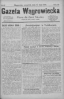 Gazeta Wągrowiecka: pismo dla ziemi pałuckiej 1929.05.23 R.9 Nr60
