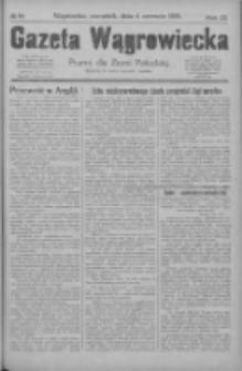Gazeta Wągrowiecka: pismo dla ziemi pałuckiej 1929.06.06 R.9 Nr66