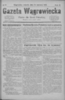 Gazeta Wągrowiecka: pismo dla ziemi pałuckiej 1929.06.25 R.9 Nr74