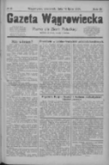 Gazeta Wągrowiecka: pismo dla ziemi pałuckiej 1929.07.11 R.9 Nr81
