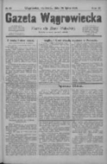 Gazeta Wągrowiecka: pismo dla ziemi pałuckiej 1929.07.28 R.9 Nr88