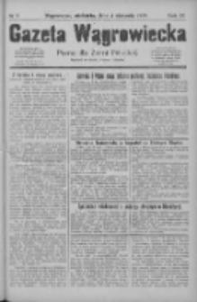 Gazeta Wągrowiecka: pismo dla ziemi pałuckiej 1929.08.04 R.9 Nr91