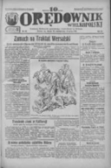 Orędownik Wielkopolski: ludowy dziennik narodowy i katolicki w Polsce 1933.03.12 R.63 Nr59