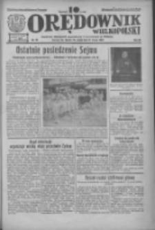 Orędownik Wielkopolski: ludowy dziennik narodowy i katolicki w Polsce 1933.03.31 R.63 Nr75