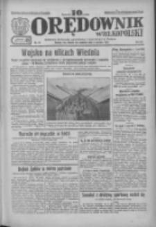 Orędownik Wielkopolski: ludowy dziennik narodowy i katolicki w Polsce 1933.04.02 R.63 Nr77