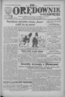 Orędownik Wielkopolski: ludowy dziennik narodowy i katolicki w Polsce 1933.04.05 R.63 Nr79