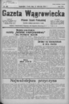 Gazeta Wągrowiecka: pismo ziemi pałuckiej 1936.11.18 R.16 Nr269