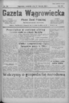 Gazeta Wągrowiecka: pismo ziemi pałuckiej 1936.11.19 R.16 Nr270