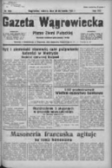 Gazeta Wągrowiecka: pismo ziemi pałuckiej 1936.11.28 R.16 Nr278
