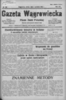 Gazeta Wągrowiecka: pismo ziemi pałuckiej 1936.12.02 R.16 Nr281
