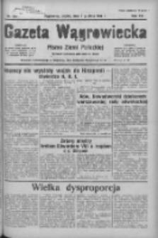 Gazeta Wągrowiecka: pismo ziemi pałuckiej 1936.12.04 R.16 Nr283