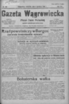 Gazeta Wągrowiecka: pismo ziemi pałuckiej 1936.12.06 R.16 Nr285