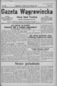 Gazeta Wągrowiecka: pismo ziemi pałuckiej 1936.12.08 R.16 Nr286