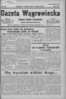 Gazeta Wągrowiecka: pismo ziemi pałuckiej 1936.12.10 R.16 Nr287