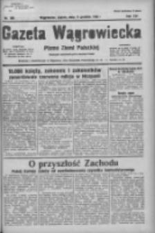 Gazeta Wągrowiecka: pismo ziemi pałuckiej 1936.12.11 R.16 Nr288