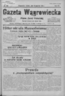 Gazeta Wągrowiecka: pismo ziemi pałuckiej 1936.12.19 R.16 Nr295