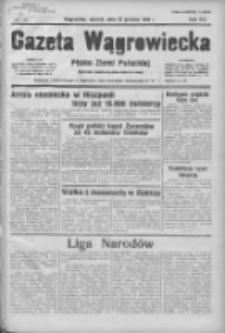 Gazeta Wągrowiecka: pismo ziemi pałuckiej 1936.12.22 R.16 Nr297
