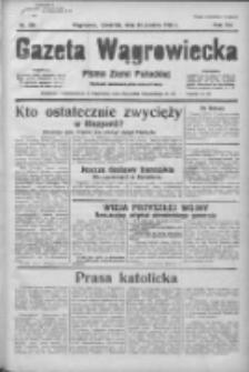 Gazeta Wągrowiecka: pismo ziemi pałuckiej 1936.12.24 R.16 Nr299