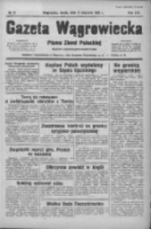 Gazeta Wągrowiecka: pismo ziemi pałuckiej 1939.01.11 R.19 Nr8
