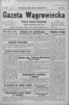 Gazeta Wągrowiecka: pismo ziemi pałuckiej 1939.01.27 R.19 Nr22