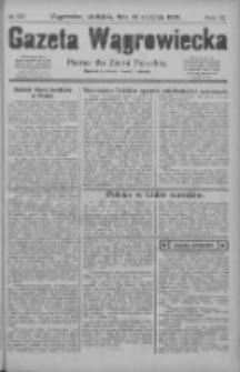 Gazeta Wągrowiecka: pismo dla ziemi pałuckiej 1929.08.25 R.9 Nr100
