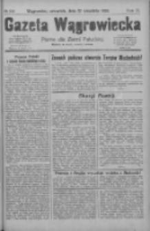 Gazeta Wągrowiecka: pismo dla ziemi pałuckiej 1929.09.12 R.9 Nr108