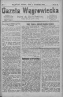 Gazeta Wągrowiecka: pismo dla ziemi pałuckiej 1929.09.17 R.9 Nr110