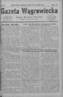 Gazeta Wągrowiecka: pismo dla ziemi pałuckiej 1929.09.22 R.9 Nr112