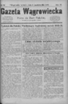 Gazeta Wągrowiecka: pismo dla ziemi pałuckiej 1929.10.08 R.9 Nr119