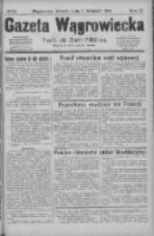 Gazeta Wągrowiecka: pismo dla ziemi pałuckiej 1929.11.05 R.9 Nr131