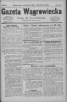 Gazeta Wągrowiecka: pismo dla ziemi pałuckiej 1929.11.07 R.9 Nr132