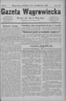 Gazeta Wągrowiecka: pismo dla ziemi pałuckiej 1929.11.10 R.9 Nr133