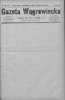Gazeta Wągrowiecka: pismo dla ziemi pałuckiej 1929.11.17 R.9 Nr136