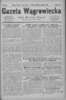 Gazeta Wągrowiecka: pismo dla ziemi pałuckiej 1929.11.21 R.9 Nr138