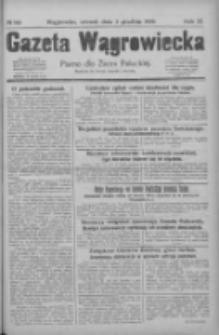 Gazeta Wągrowiecka: pismo dla ziemi pałuckiej 1929.12.03 R.9 Nr143