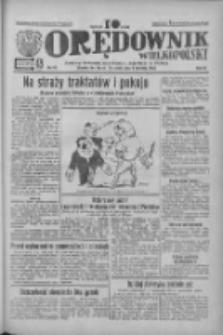 Orędownik Wielkopolski: ludowy dziennik narodowy i katolicki w Polsce 1933.04.08 R.63 Nr82