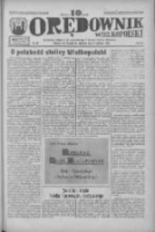 Orędownik Wielkopolski: ludowy dziennik narodowy i katolicki w Polsce 1933.04.09 R.63 Nr83