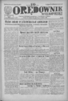 Orędownik Wielkopolski: ludowy dziennik narodowy i katolicki w Polsce 1933.04.21 R.63 Nr92