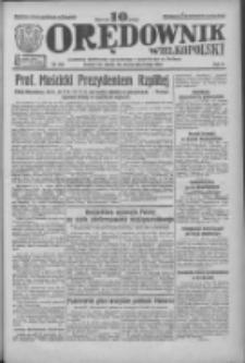 Orędownik Wielkopolski: ludowy dziennik narodowy i katolicki w Polsce 1933.05.09 R.63 Nr106