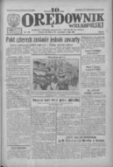 Orędownik Wielkopolski: ludowy dziennik narodowy i katolicki w Polsce 1933.05.31 R.63 Nr124